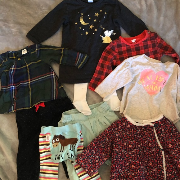 GAP Other - Baby girl bundle 6-12 months